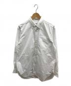 Engineered Garments(エンジニアドガーメンツ)の古着「19センチュリーBDシャツ」 ホワイト