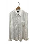 ()の古着「L/Sシャツ」 ホワイト