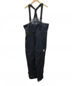 flagstuff(フラグスタフ)の古着「3M O-Aオーバーオール」|ブラック