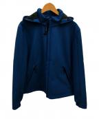C.P COMPANY(シーピーカンパニー)の古着「ゴーグルジャケット」|ブルー