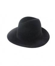 KIJIMA TAKAYUKI(キジマタカユキ)の古着「RABBIT HAT」|ブラック