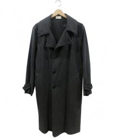 Varde77(バルデセブンティセブン)の古着「プリズナーコート」 ダークグレー