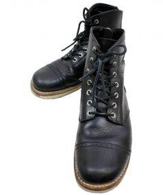 M(エム)の古着「ブーツ」|ブラック