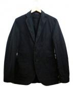 junhashimoto(ジュンハシモト)の古着「カモ パネル ジャケット」|ブラック