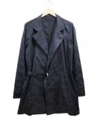 junhashimoto(ジュンハシモト)の古着「スタンドカラージャケット」|ネイビー×ブラック