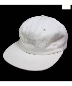 SUPREME(シュプリーム)の古着「キャップ」|ホワイト