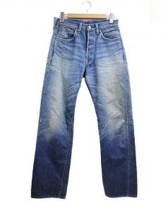LVC(エルブイシー)の古着「デニムパンツ」|ブルー