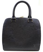 LOUIS VUITTON(ルイ・ヴィトン)の古着「ハンドバッグ」|ブラック