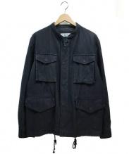 UNUSED(アンユーズド)の古着「ミリタリージャケット」 ブラック