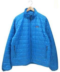 Patagonia(パタゴニア)の古着「中綿ジャケット」|ブルー