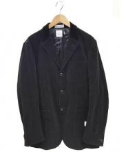 BEDWIN(ベドウィン)の古着「ジャケット」|ブラック