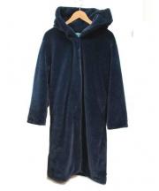 FEMIND TOKYO(フェマイントウキョウ)の古着「フェイクファーコート」|ネイビー