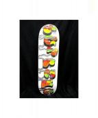 Supreme(シュプリーム)の古着「Blade Whole Car Skateboard/スケー」|ブラック×ホワイト