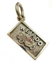 WEIRDO(ウィアード)の古着「ペンダントトップ」|ゴールド