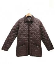 LAVENHAM(ラベンハム)の古着「ライナー付キルティングジャケット」|ブラウン