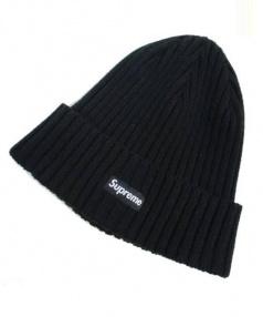 SUPREME(シュプリーム)の古着「ニットキャップ」|ブラック