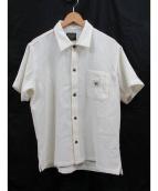 GLAD HAND(グラッドハンド)の古着「VOYAGE - S/S SHIRTS/半袖シャツ」|ホワイト