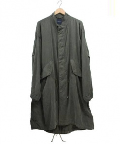 AMERICAN RAG CIE(アメリカンラグシー)の古着「テンセルモッズコート」|オリーブ