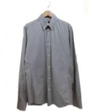 junhashimoto(ジュンハシモト)の古着「シャツ」|ホワイト×ブラック