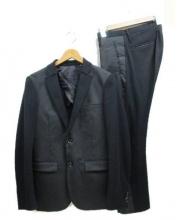 KNOTT(ノット)の古着「セットアップジャケット」|ブラック