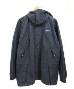 Patagonia(パタゴニア)の古着「ナイロンジャケット」|ブラック