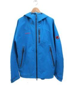 MAMMUT(マムート)の古着「マウンテンパーカー」|ブルー