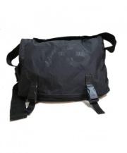 Y-3(ワイスリー)の古着「メッセンジャーバッグ」 ブラック