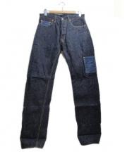 syoaiya PURE BLUE JAPAN(ショウアイヤ ピュアブルージャパン)の古着「デニムパンツ」 インディゴ