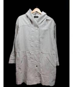 pas de calais(パドカレ)の古着「モッズコート」|ホワイト