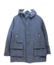 CORONA(コロナ)の古着「フード付コート」|ネイビー