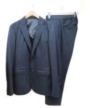 KNOTT(ノット)の古着「2Bスーツ」|ブラック