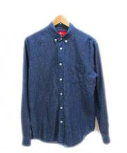 SUPREME(シュプリーム)の古着「シャツ」|インディゴ