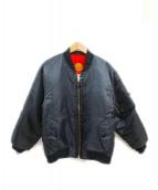 JACKSON MATISSE(ジャクソン マティス)の古着「MA-1ジャケット」|ブラック