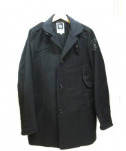G-STAR RAW(ジースター ロゥ)の古着「ウールコート」|ブラック
