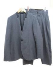KNOTT(ノット)の古着「1Bスーツ」|グレー