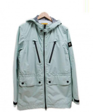 DESCENTE(デサント)の古着「ナイロンジャケット」|グリーン
