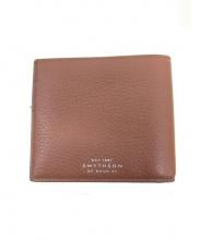 SMYTHSON(スマイソン)の古着「2つ折り財布」|ブラウン
