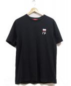 rowa py64nhcknn(ロワ)の古着「半袖カットソー」|ブラック