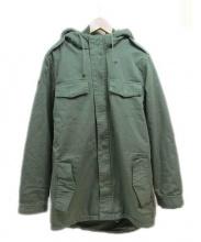 TCSS(ティーシーエスエス)の古着「ジャケット」|オリーブ