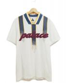 PALACE×adidas(パレス)の古着「フットボールジャージ」|ホワイト
