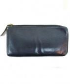 土屋鞄(ツチヤカバン)の古着「長財布」|ブラック