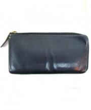 土屋鞄(ツチヤカバン)の古着「長財布」 ブラック
