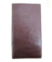 IL BISONTE(イル ビゾンテ)の古着「長財布」 ブラウン