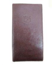 IL BISONTE(イル ビゾンテ)の古着「長財布」|ブラウン