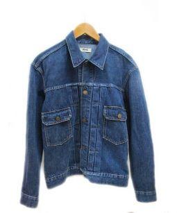 RHC Ron Herman(アールエイチシー ロンハーマン)の古着「デニムジャケット」|インディゴ