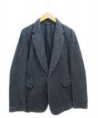 JULIUS(ユリウス)の古着「テーラードジャケット」|ブラック