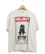 HELMUT LANG(ヘルムート ラング)の古着「プリントTシャツ」|ホワイト