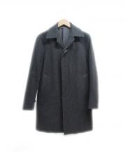 EDIFICE(エディフィス)の古着「ウールコート」 グレー