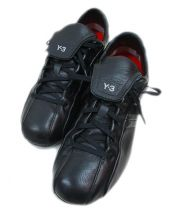 Y-3(ワイスリー)の古着「スニーカー」 ブラック
