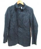 Engineered Garments(エンジニアードガーメンツ)の古着「ワークジャケット」|ブラック